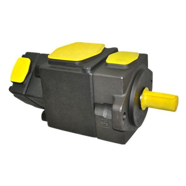 Yuken PV2R13-6-94-F-RAAA-41 Double Vane pump #1 image