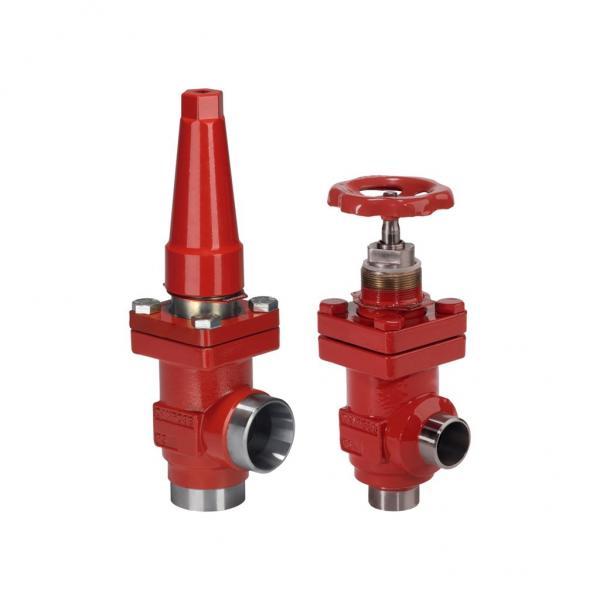Danfoss Shut-off valves 148B4627 STC 25 A STR SHUT-OFF VALVE HANDWHEEL #1 image