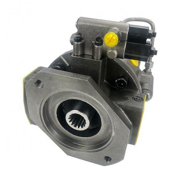 Rexroth R901116694 PVV52-1X/139-068RA15DLMC Vane pump #2 image