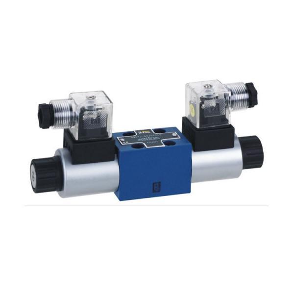 Rexroth 4WE10P(A.B)3X/CG24N9K4 Solenoid directional valve #1 image