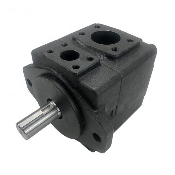 Yuken PV2R4-136-L-RAB-4222            single Vane pump #1 image