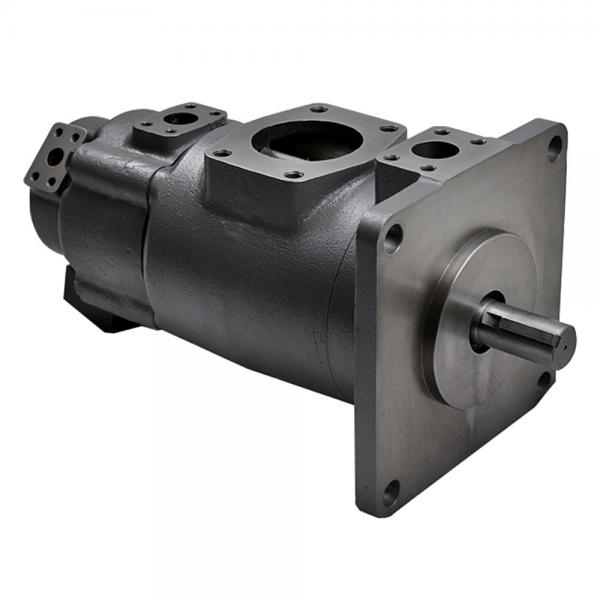 Yuken PV2R14-25-153-F-RAAA-31 Double Vane pump #1 image